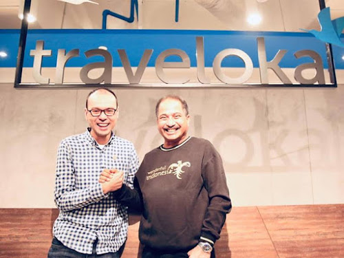 Discover Wonderful Indonesia by Taveloka