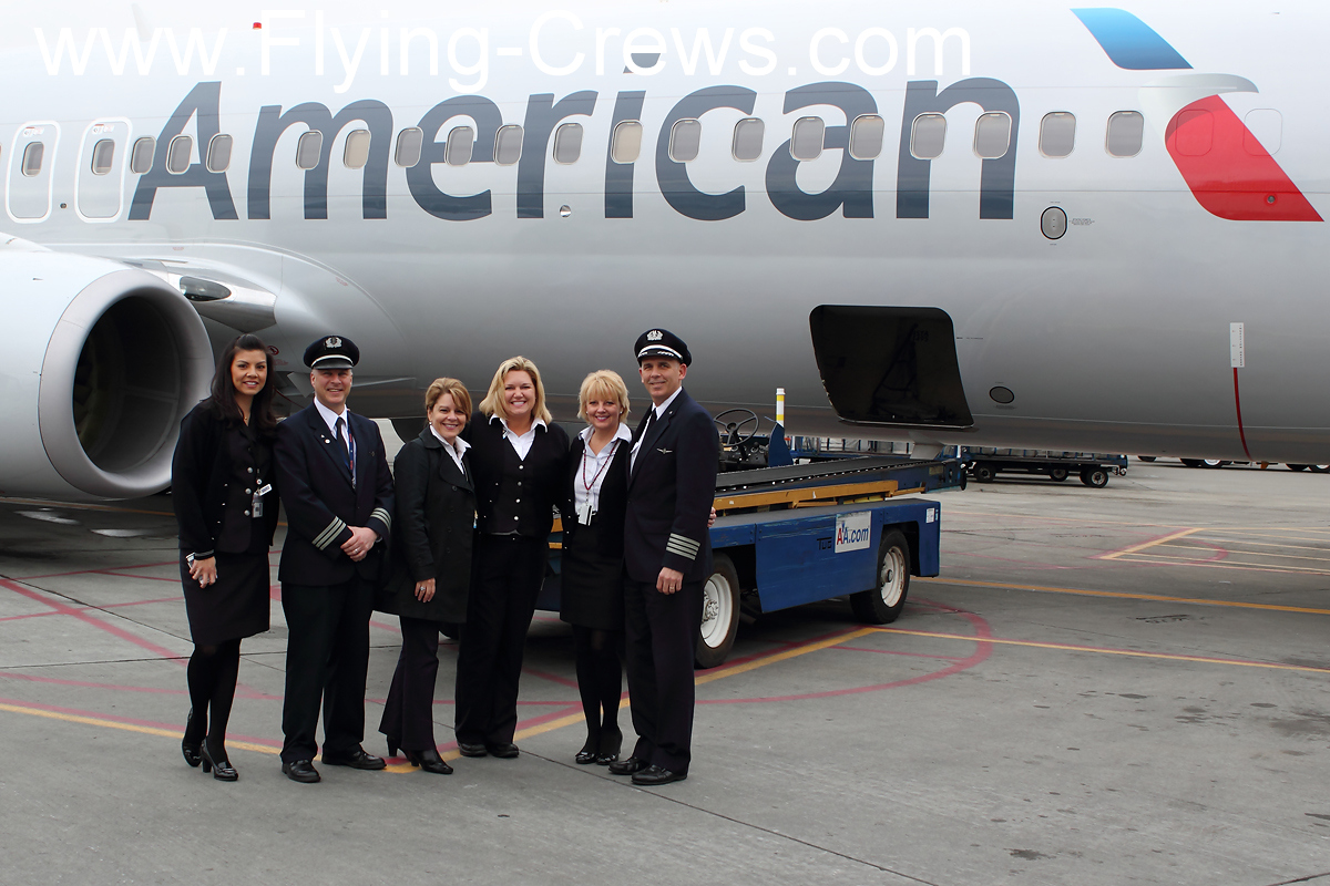 Pilot American Airlines Usa