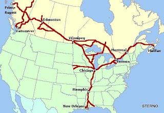 map pelabuhan ikan terbesar di amerika utara di kota halifax