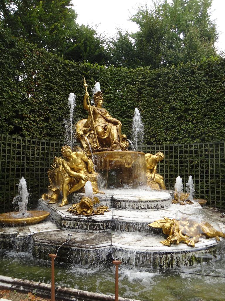 Show das águas Versailles