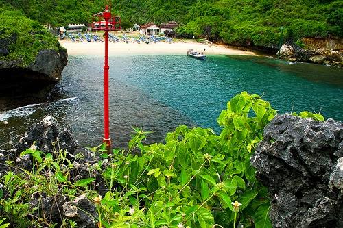 Indahnya Pantai Gesing