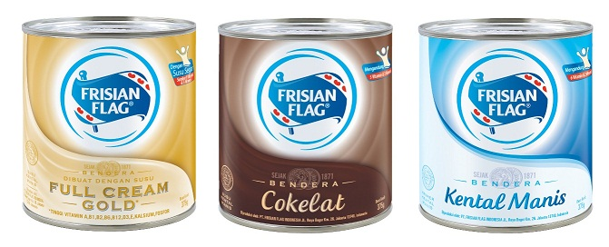 Factory Visit Frisian Flag