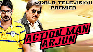 Action man arjun hindi dubbed full film
