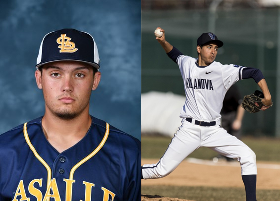 Faso and Rosero win Philadelphia Baseball Review honors