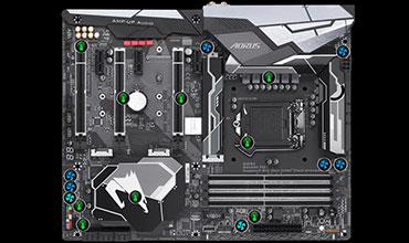 mainboard gigabyte, Z370 Aorus Gaming 7