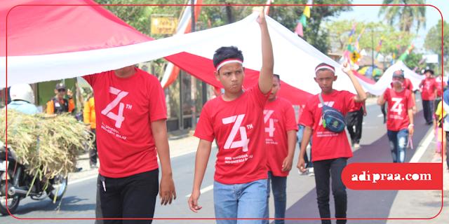 74 Th Kemerdekaan RI | adipraa.com