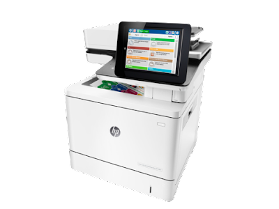 Download Driver HP Color LaserJet Enterprise Flow MFP M577z