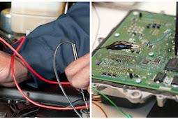 Service ECU Bagian 1: Diagnosa Kerusakan ECU Mobil
