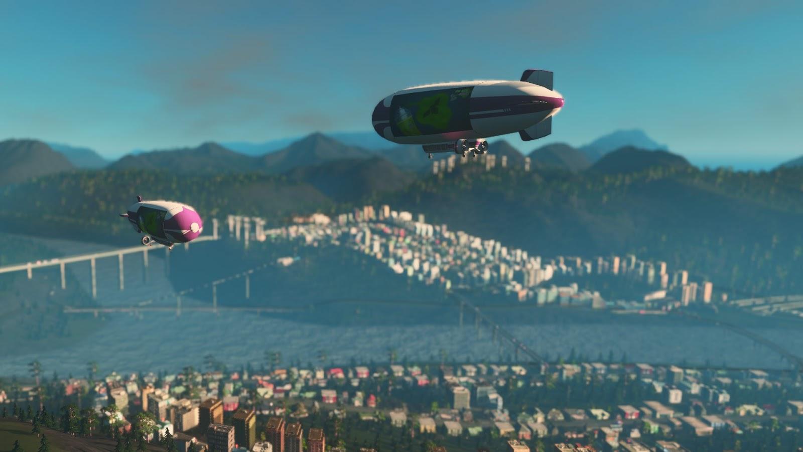 Cities: Skylines anuncia una expansión centrada en el transporte público