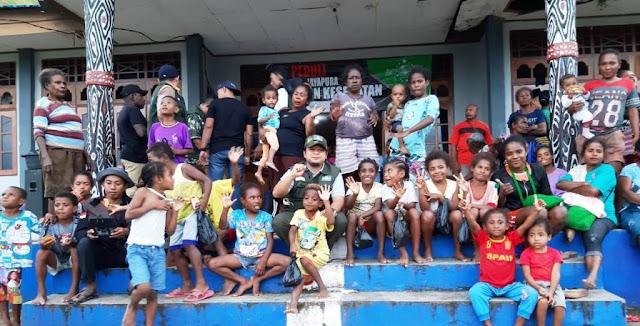 Wabup Jayapura Bangga Kiprah NU Peduli Tangani Banjir Bandang di Papua