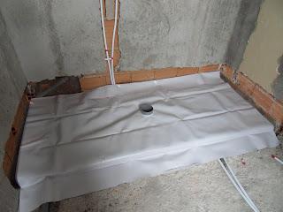 Appunti di architettura interior design i piatti doccia - Impermeabilizzante per piastrelle ...