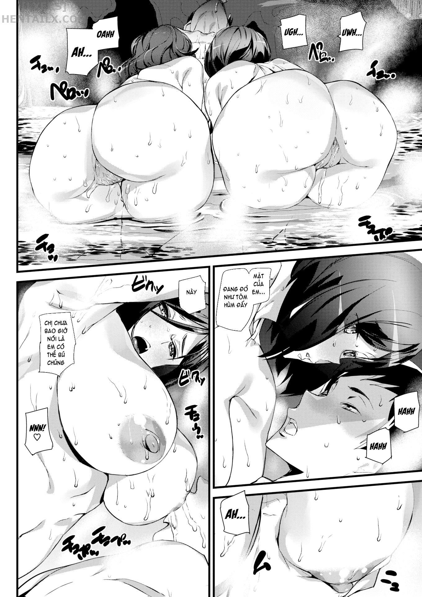 012 Hot Trip  - hentaicube.net - Truyện tranh hentai online