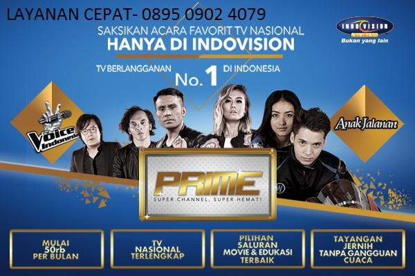 Promo Paket Prime Indovision September 2016