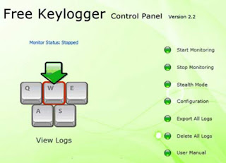 keylogger spia windows
