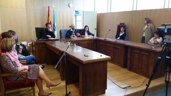 Xulgados do penal de Ourense