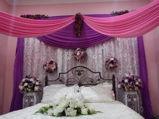 inspirasi desain kamar pengantin