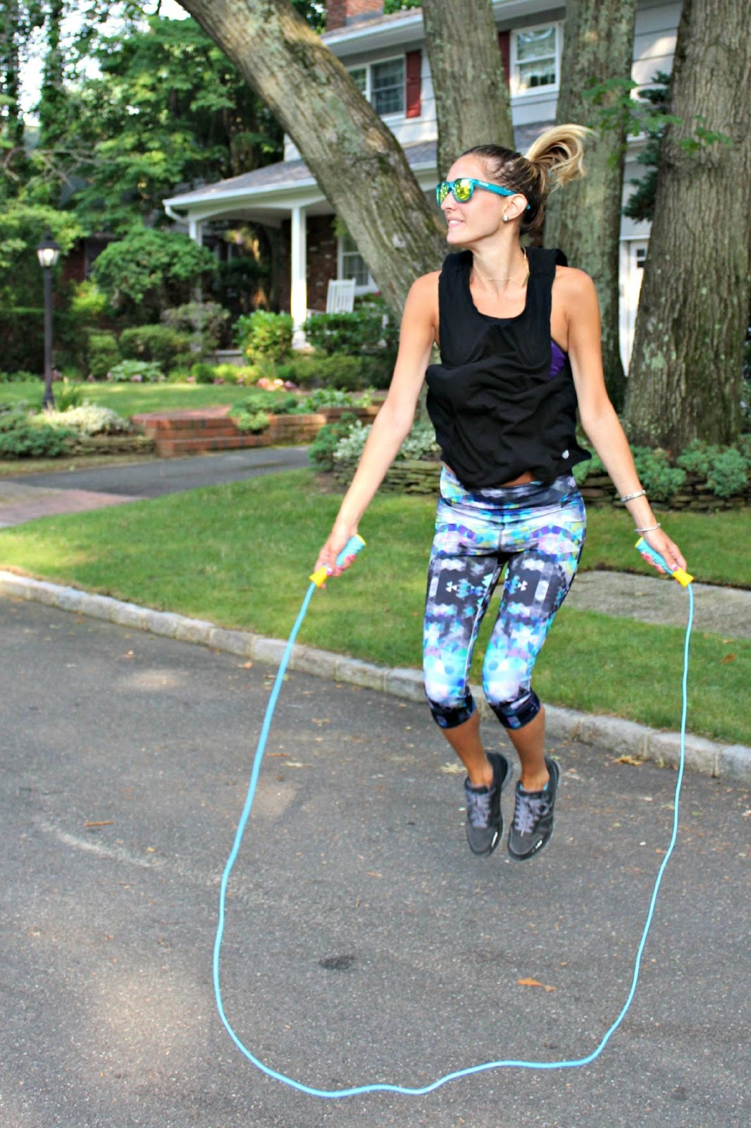 quick jump rope workout