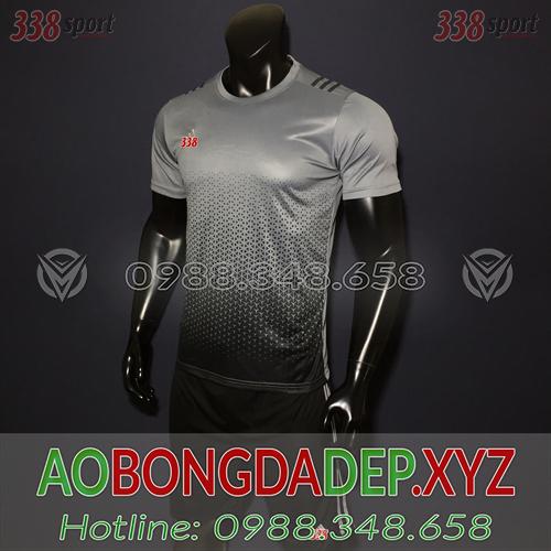Áo Adidas AB 2019 Màu Xám Đen Đẹp