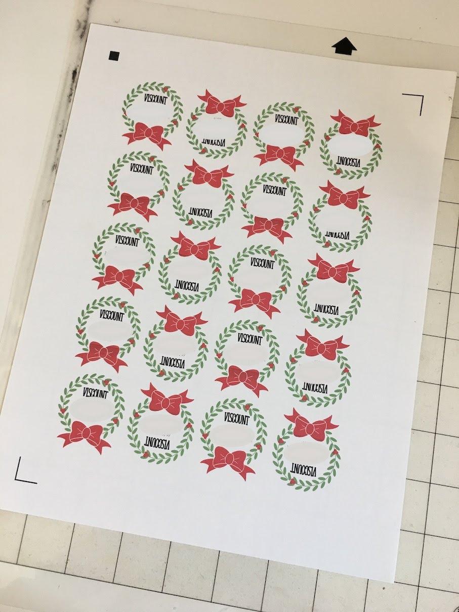 Get Happy Holidays Christmas Wreath Svg And Dxf Cut File Ò Png Ò Download File Ò Cricut Ò Silhouette PNG