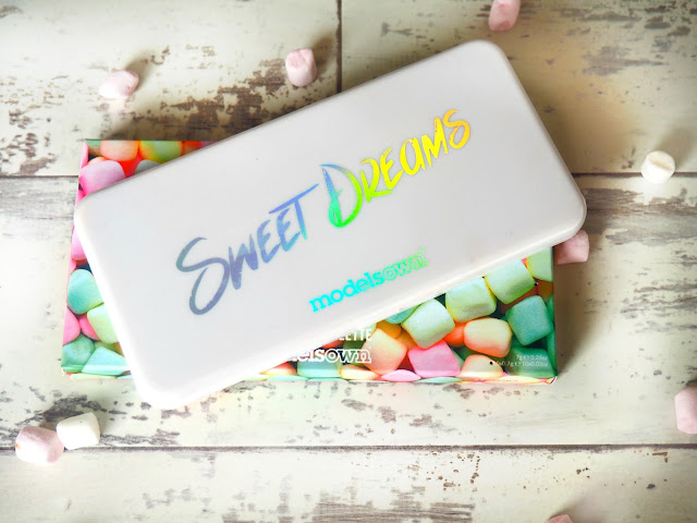 sweet dreams palette models own new