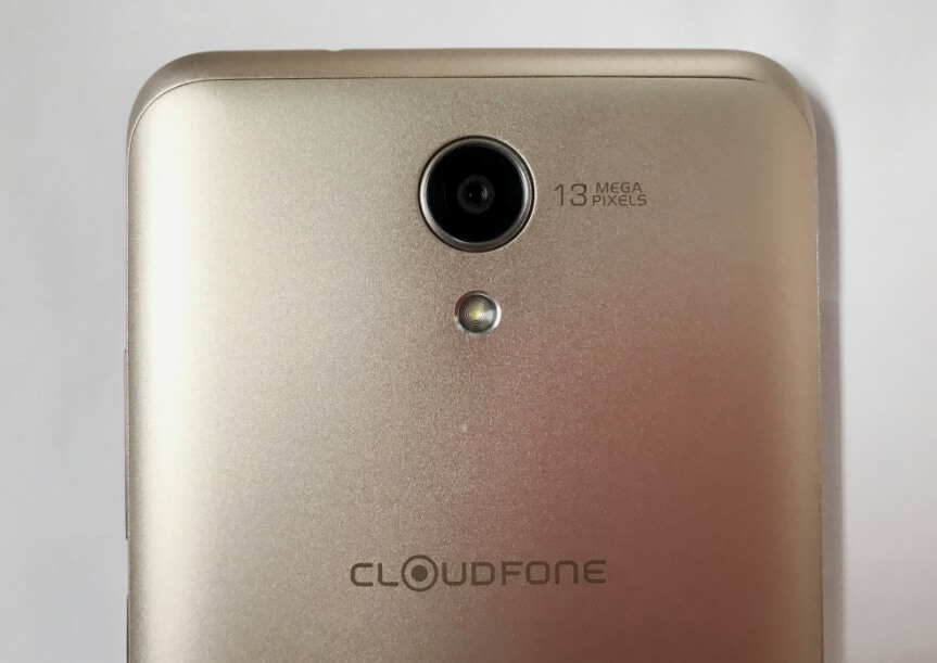 Cloudfone Excite Prime 2's Back