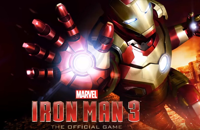 iron man 3 apk data terbaru for android  android1  mod