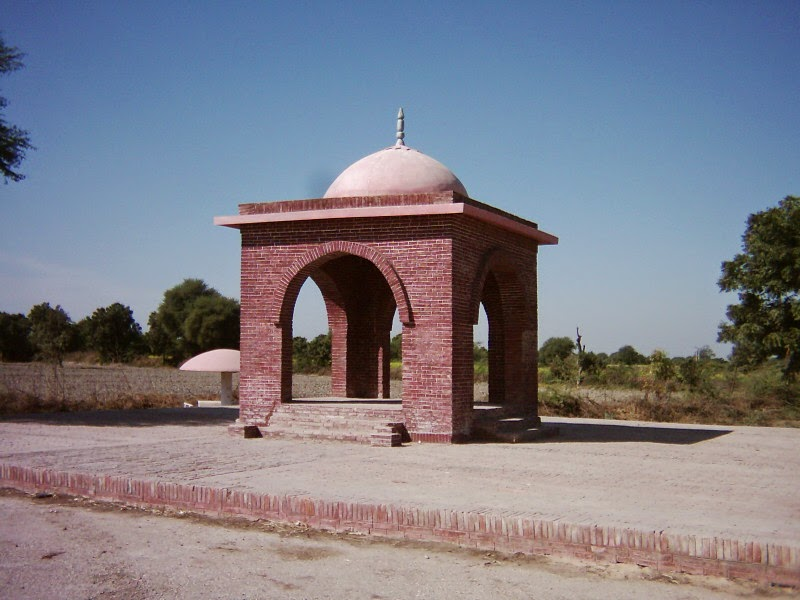 I Am Proud To Be Sindhi Umerkot Fort Sindh