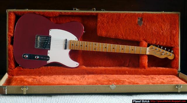 Fender Telecaster 1950s Reissue