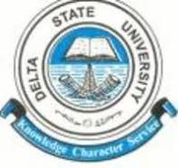 DELSU Notice to Candidates with Awaiting Results