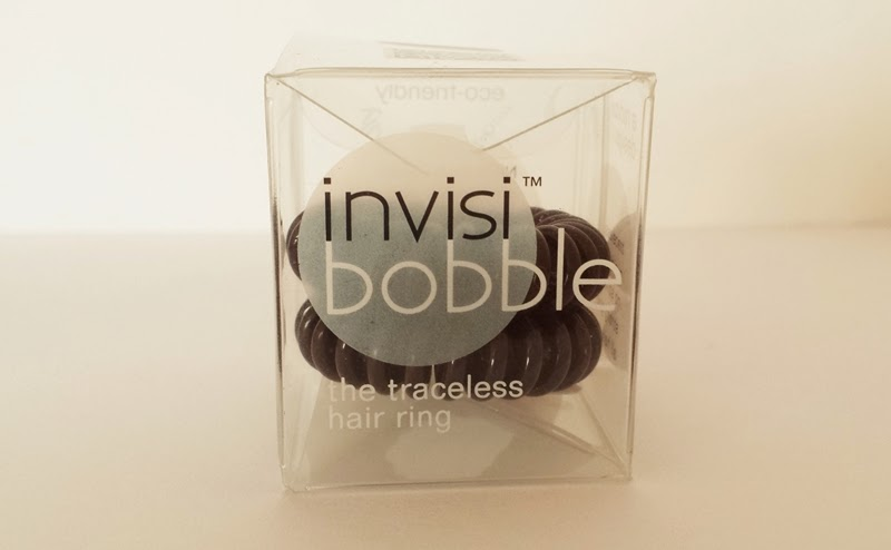 Gumki do włosów Invisibobble