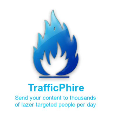 [GIVEAWAY] TrafficPhire [Send your content to thousands of lazer targeted people per day]