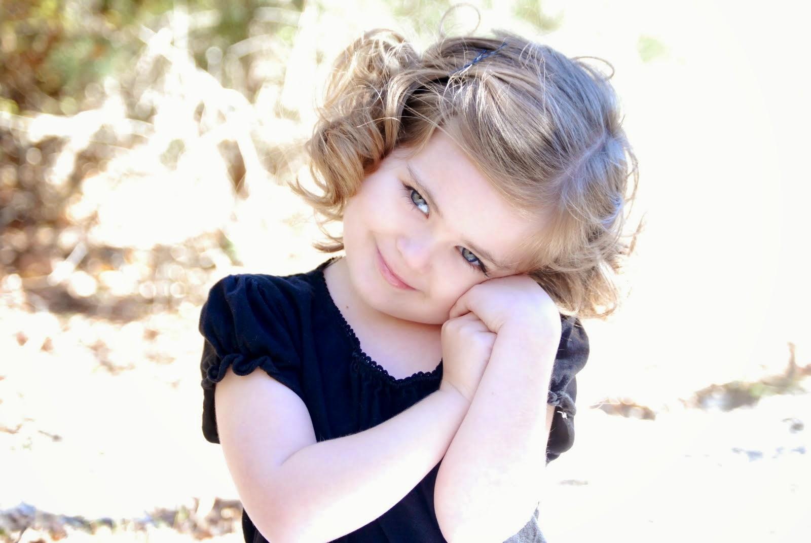 Ih Keren Dan Cantiknya Bayi Bayi Rambut Ikal Koleksi Gambar