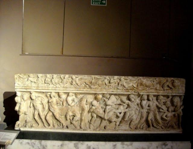 Meleagris Sarcophagus