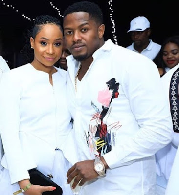Photos of Pokello Nare's new boo
