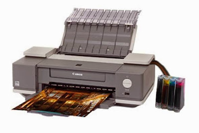 download Canon PIXMA iX4000 Inkjet printer's driver