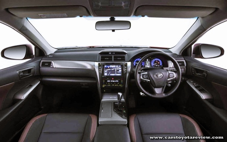 2018 Toyota Aurion XV40 Interior