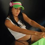 Andrea Rincon – Selena Spice – Cachetero Verde Foto 107