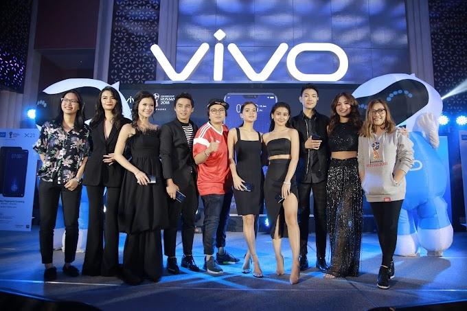 Vivo Releases New Flagship - Vivo X21