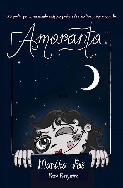 Amaranta - Martha Faë