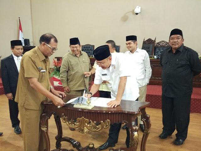 Sah!!! Kota Medan Punya Perda Pengawasan dan Jaminan Halal dan Higienis