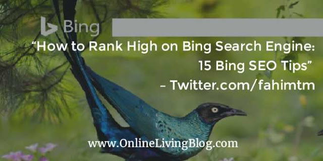Rank High on Bing Search Engine
