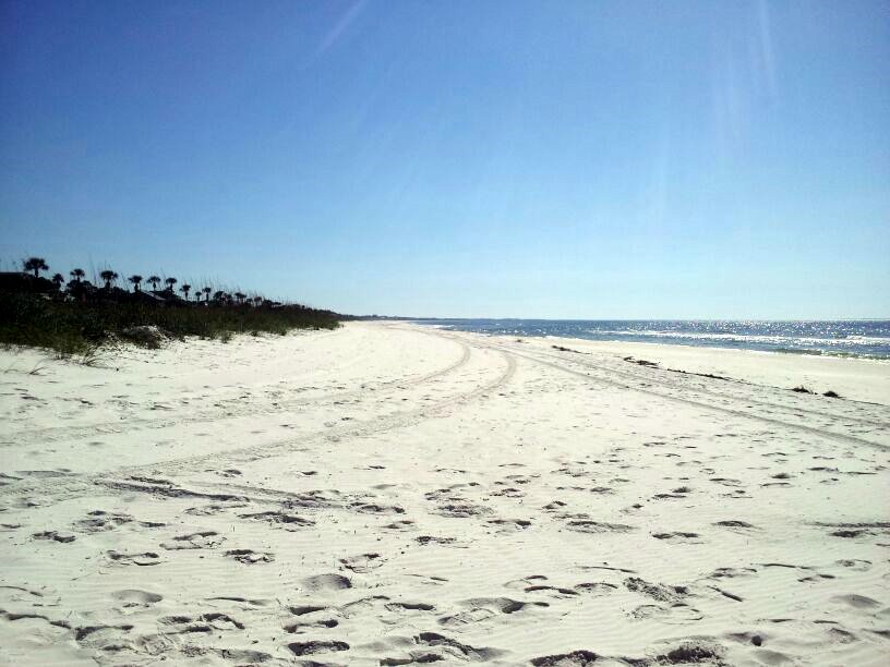 Although Mexico Beach Isn T A Destination For Us This Campground Is Lovely Place To Hang Out Few Days