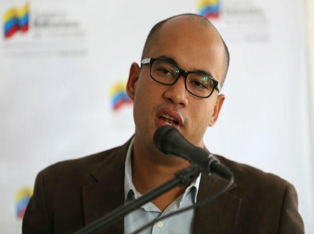 """Héctor Rodíguez critica """"la forma de hacer política"""" del Madurismo"""