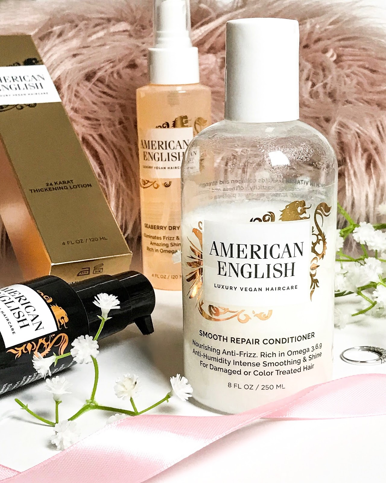 american english haircare review blog post