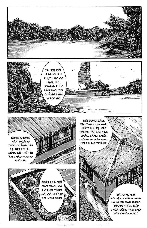 Hỏa phụng liêu nguyên Chương 376: Ngựa vọt Đàn Khê [Remake] trang 1