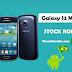 Stock Rom Oficial Galaxy S3 Mini (GT-I8200L)