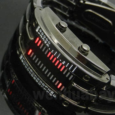 storm mk2 circuit jam tangan led griffin