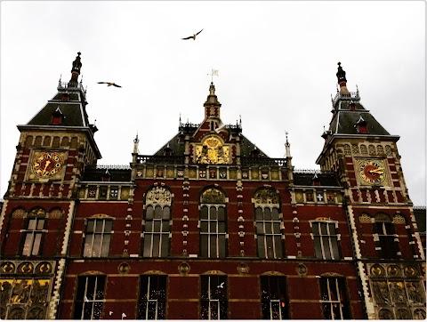 Amsterdam OU comment j'ai failli aller en prison