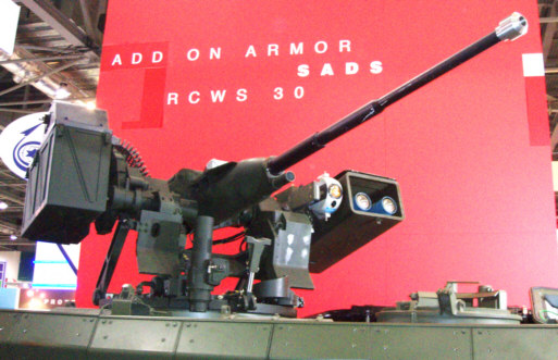 The Miller: Bushmaster 25mm Cannon