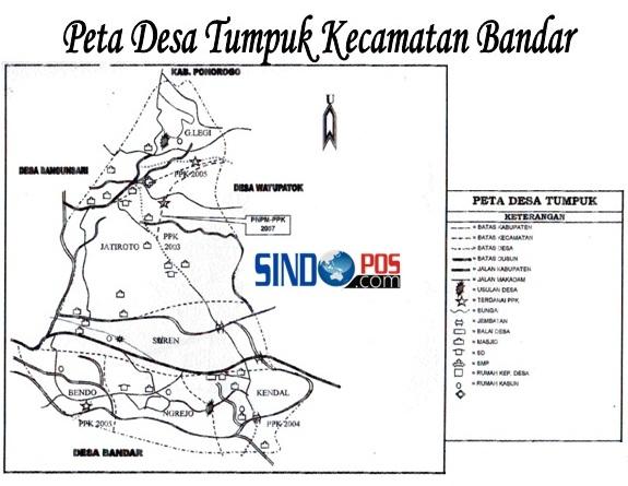 Profil Desa & Kelurahan, Desa Tumpuk Kecamatan Bandar Kabupaten Pacitan